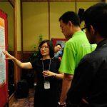 นักวิจัยจาก สกว. ที่ได้รับทุนจาก มูลนิธิฯ เข้าร่วม AINTEC 2013