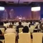 ศ.ดร.กาญจนา กาญจนสุต เข้าร่วมการประชุม SReXperts Macau 2014