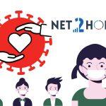 Net2Home ร่วมบรรเทาวิกฤต COVID-19 ลดค่าบริการสมาชิกเหลือ 100 บาทต่อเดือน